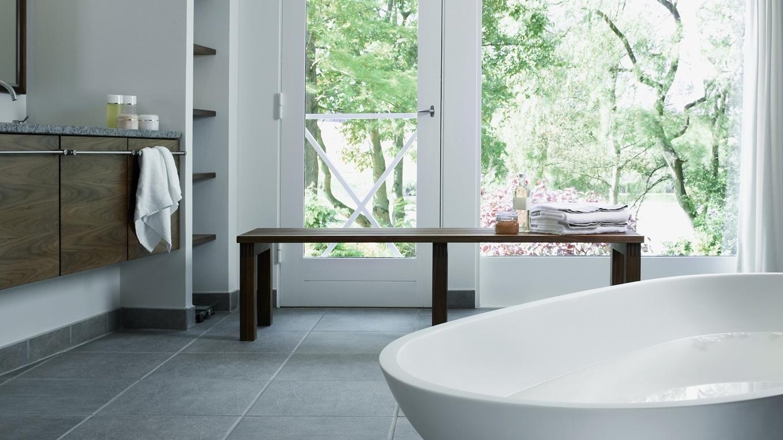 Fliser er ikke tette. Det er membranen som hindrer vannskader på badet ditt.