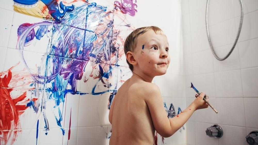 Pusse opp badet? Dette kan du gjøre selv.