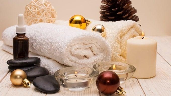 Inspirasjon: Slik gjør du badet klart til jul