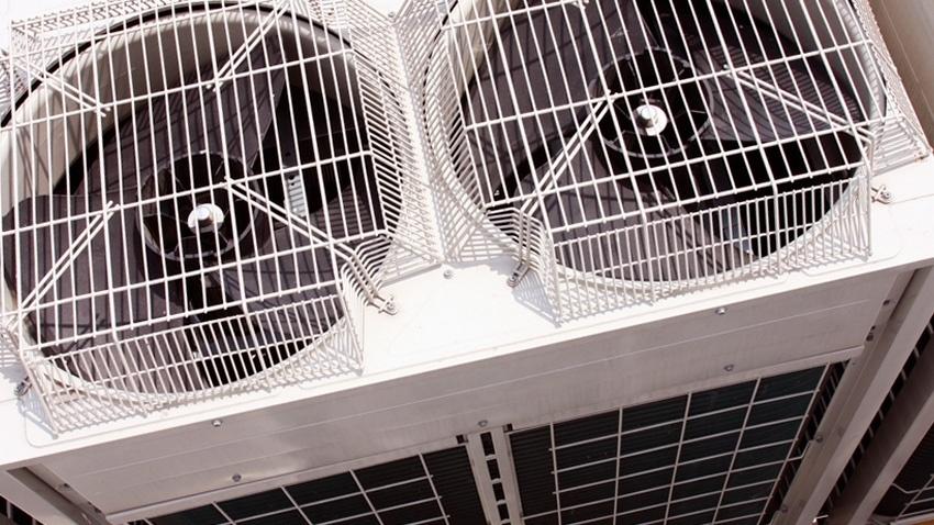 Ettersyn av kjøleanlegg - kjøletårn, tørrkjøler og kjølemaskin