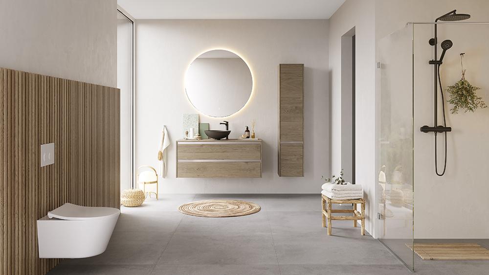 Hva slags speil skal du velge på badet?