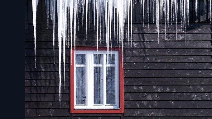 6 tips mot vannskader og frosne rør om vinteren