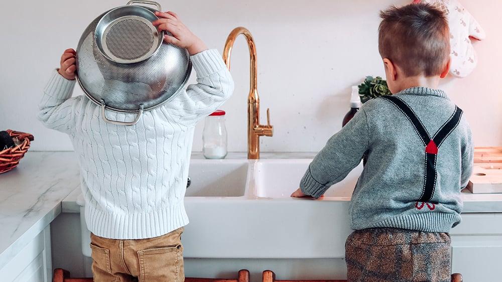 Vis meg kjøkkenkranen din og jeg skal fortelle deg hvem du er!