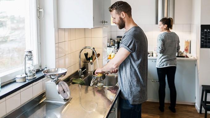 VB_våtromskrav til kjøkkenet