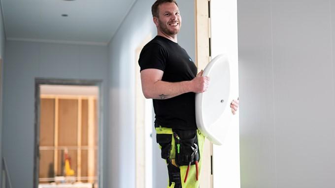 Hvilke lover og regler gjelder når du skal rehabilitere eller bygge nytt bad?